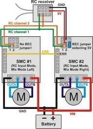 similiar simple motor control wiring diagrams keywords wiring diagram for pairing two simple motor controllers rc