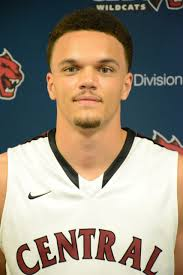 Julian Vaughn - Men's Basketball - Central Washington University Athletics