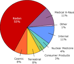 Radon Level Chart Carolina Coast Home Inspections Group Radon And Potential