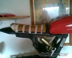 flat tracker seat mk2