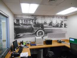 office wall murals. Wall Murals Office. Holman Ford Office Mural ·