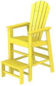 south beach liuard adirondack chair