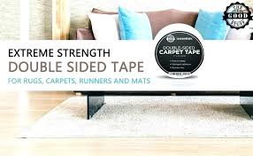 rug to carpet gripper rug gripper double stick carpet tape remarkable strongest sided heavy duty rug gripper tapes home