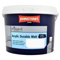 <b>Краска</b> акриловая <b>Johnstones Acrylic Durable</b> Matt 10 л, цена ...