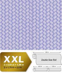 Grafisch Behang Edem 81121br15 Vliesbehang Glad Met Abstract Patroon
