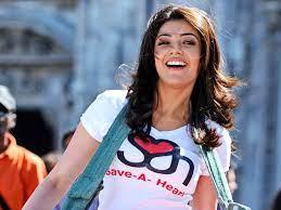 Beautiful Kajal Agarwal HD Desktop ...