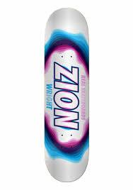 Skateboards Designs Zion Bandwidth Oval Deck 8 06