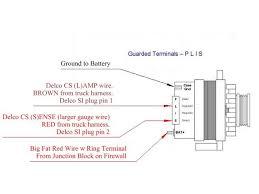 cs144 wiring diagram cs144 alternator swap \u2022 wiring diagrams j gm 3 wire alternator diode at 3 Wire Alternator Wiring Diagram And Resistor
