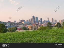 Green Light Kansas City View Kansas City Image Photo Free Trial Bigstock
