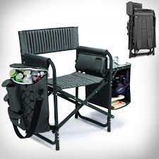 portable chair double camping chair folding aluminum side table portable folding chair folding chairs with side tray tall folding chairs
