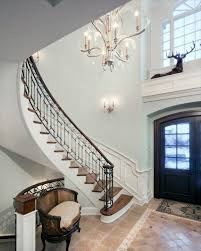 large entry chandeliers