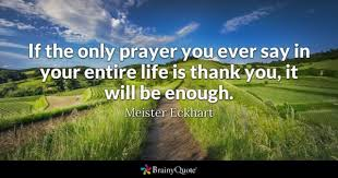 Prayer Quotes BrainyQuote Gorgeous Quotes On Prayer