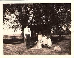 Snoddy-Wade Family Photo Album, LaMonte, Missouri
