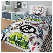 <b>Постельное белье</b> 1.5-спальное НОРДТЕКС <b>Avengers</b> Graphic ...
