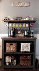 Coffee Bar Design 28 Best Coffee Bar Ideas To Kickstart Your Days In 2019