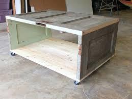 door coffee table old indian door coffee table