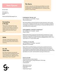 Great Resume Want To Know The DNA Of A Great Resume Here's One We Prepared Earlier 33