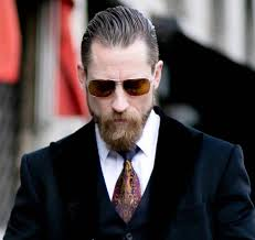 Slicked Back Hair Style 5 of the best hairstyles for men with thin hair 7361 by stevesalt.us