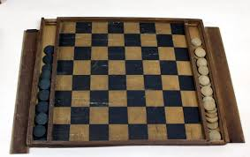 Vintage Wooden Board Games Antique wooden game boards chess backgammon checkers domino 89