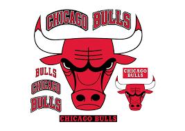 bulls logo. Modren Logo Chicago Bulls Logo  Giant Officially Licensed NBA Removable Wall  Decal Fathead With Bulls