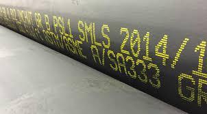 Asme Steel Grades Chart Seamless Pipe Low Temperature Astm A333 Asme Sa333 Bri Steel