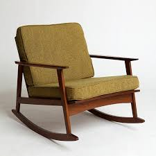 mid century rocking chair making it yours 5 mid century rocker making it lovely mid century