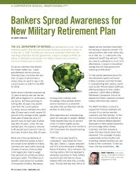 Army Continuation Pay Chart Army Retirement Plan Choice Les Us Plans Banking Journal