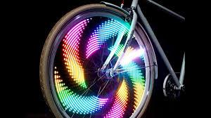 Shark Tank Lighted Bike Wheels Led Bike Lights Target Night Riders And Burners The New