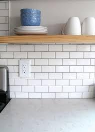 How To Grout Tile Backsplash Collection Impressive Ideas