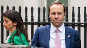 Matt Hancock admits breaking social distancing after CCTV leak shows office  kiss with aide Gina Coladangelo | Politics News