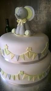 Baby Shower - Yellow and Green Baby Elephant | Baby Shower ...