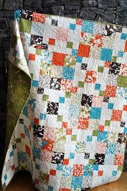 99 best Layer Cake Quilts images on Pinterest | Layer cake quilts ... & PDF QUILT PATTERN Quick and Easyone Layer Cake or Fat by sweetjane. $9.00  USD, Adamdwight.com