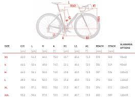 Wilier Road Bike Sizing Chart Wilier Triestina Cento10 Air Dura Ace Www