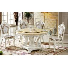 Marble Stone Dining Tables And Chairs Sets For Home And Restaurant