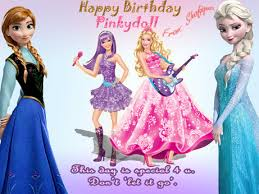 barbie s images happy birthday pinkydoll wallpaper and background photos