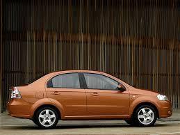 All Chevy chevy aveo 2011 : CHEVROLET Aveo/Kalos Sedan specs - 2005, 2006, 2007, 2008, 2009 ...