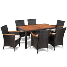 garden dining furniture rattan. picture 1 of garden dining furniture rattan
