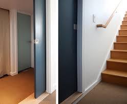 sliding door interior wall