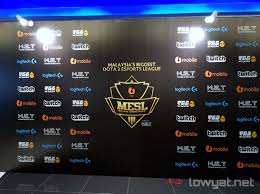 the malaysia esports league is the biggest dota 2 event in