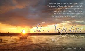 St Augustine Quotes Delectable St Augustine In Quotes Visit St Augustine