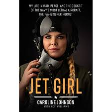 "Jet Girl"" - Caroline Johnson | American Warrior Radio"
