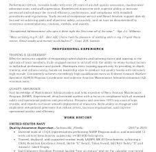 How To Write Federal Resume Stunning Usa Jobs Federal Resume Sample Example For Template Format