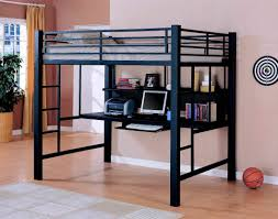 living alluring bed with desk underneath 10 bunker study table girls childrens kids loft combo bed