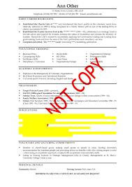 Resume Formats For Senior Executives Sidemcicek Com