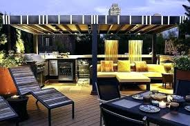 Roof deck furniture Pitched Roof Built In Benches And Planters Make Terrace Look Modern Stylish Rooftop Deck Furniture Inspiring Design Locpdf Contemporary Patio By Architects Rooftop Deck Furniture Willrichard