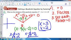 4 5 quadratic equations