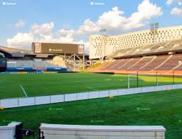 Fc Cincinnati Stadium Seating Chart Nippert Stadium Section 116 Seat Views Seatgeek