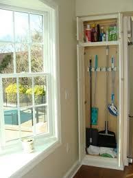 image of design broom closet cabinet