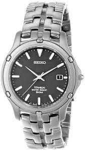 cheap seiko watch titanium seiko watch titanium deals on get quotations · seiko men s slc033 le grand sport titanium watch