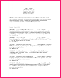Entry Level Resume Examples Bio Letter Format